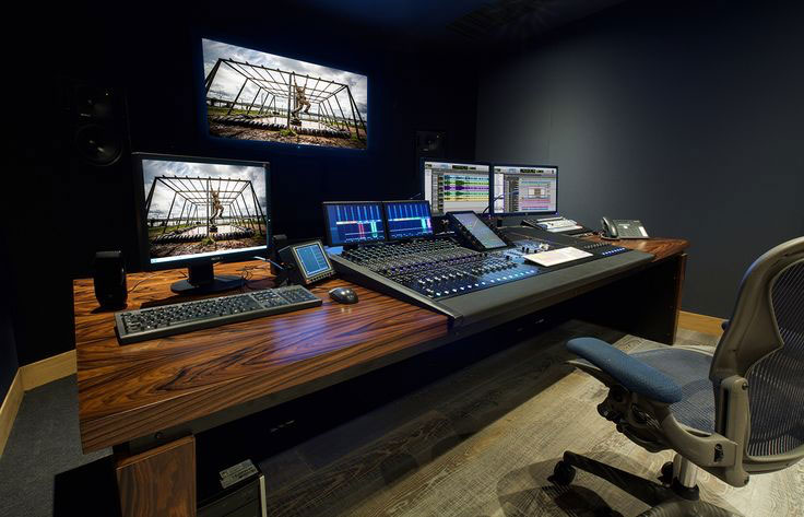 Case Study - Evolutions Open Another Post Production Facility With Pro Tools