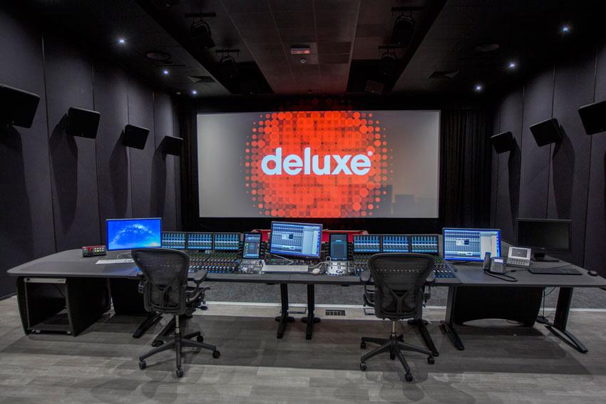 Deluxe Media HHB Scrub Avid S6 Install