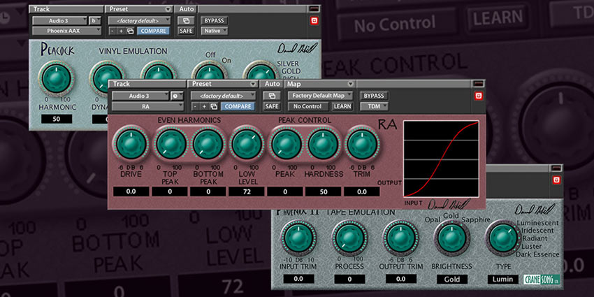 Save 15% On Crane Song Plug-ins In The Avid Marketplace