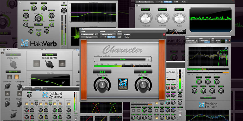 Save Over 50% on Metric Halo Plug-ins In The Avid Marketplace