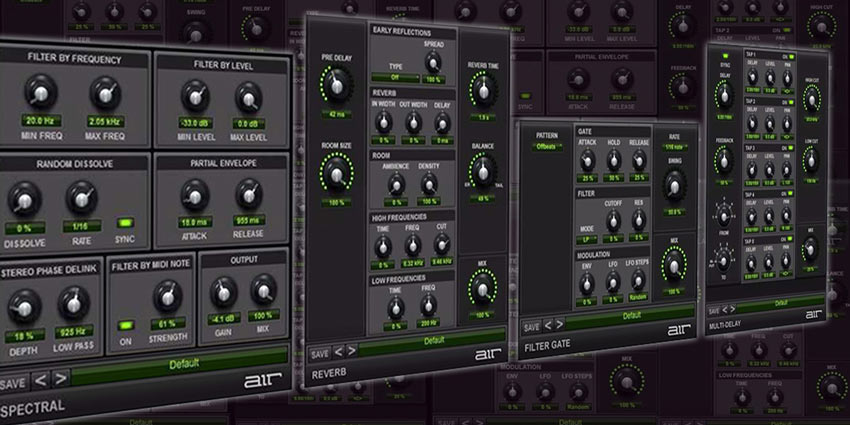 Upgrade Your AIR FX Plug-ins For $49 In The Avid Marketplace