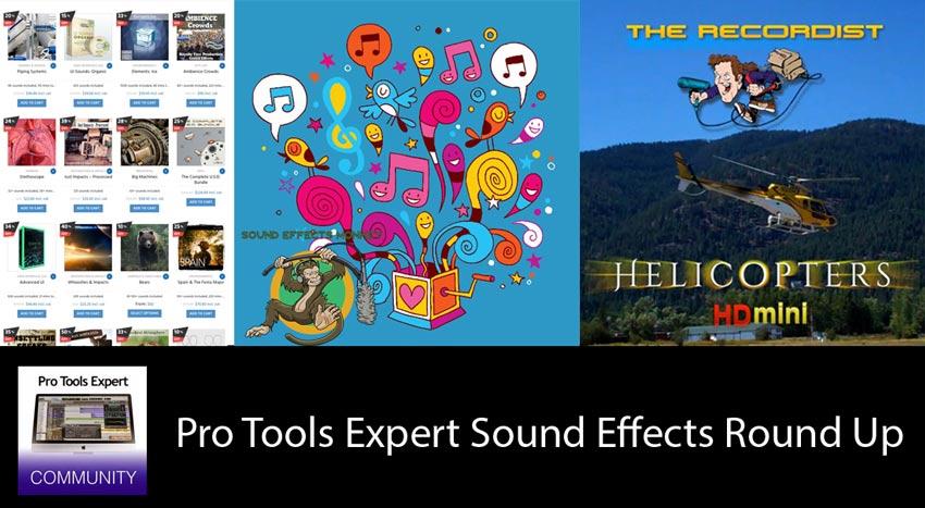 Sunday Sound Effects Round Up - A Sound Effect, The Recordist, Sound Effects Monkey