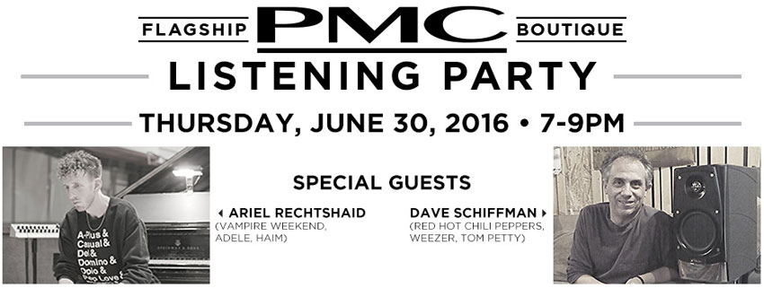 RSPE PMC Listening Party Info