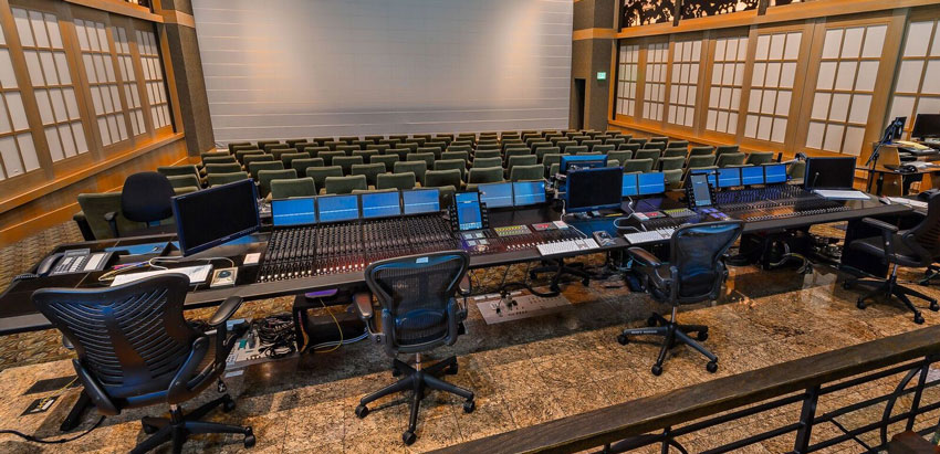 1000th Pro Tools S6 Goes To Sony Pictures Post Production Services