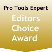 Pro Tools Expert Editors Choice