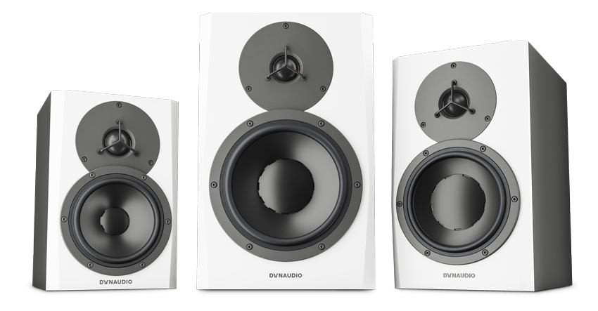 Dynaudio LYD Studio Monitors Now Available