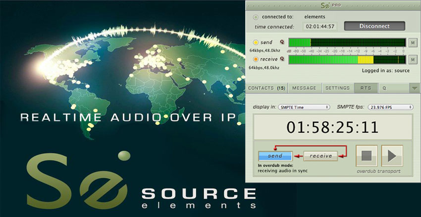 Source-Connect Pro 3.9 Now Available