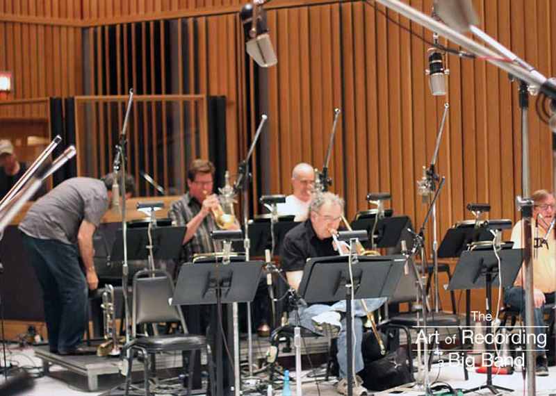 Brass Section Art Of Recording A Big Band