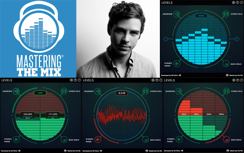 Audio Market Profile - Tom Frampton From Mastering The Mix