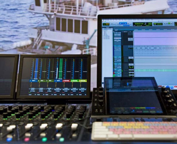 Avid Pro Tools S6 Very Popular In Europe