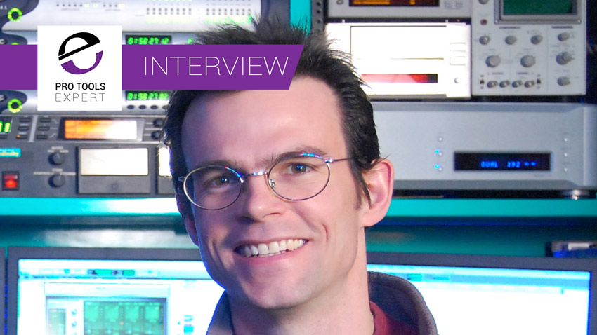Interview - Colin McDowell from McDSP