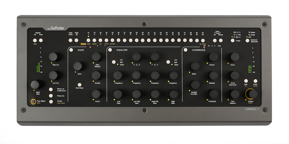 Softube Console 1