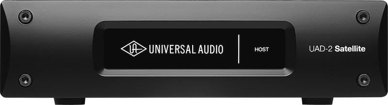 UAD Satellite USB Front