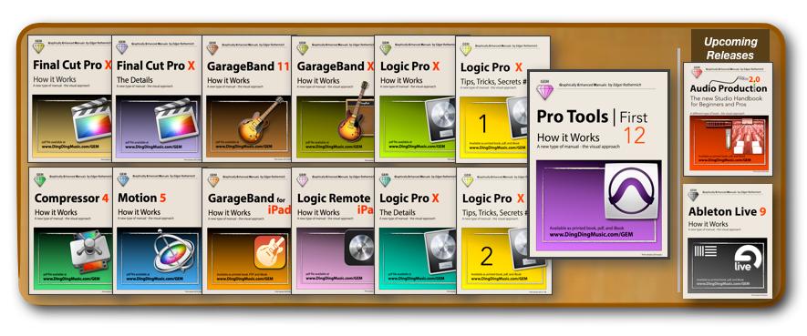 Graphically Enhanced Manuals
