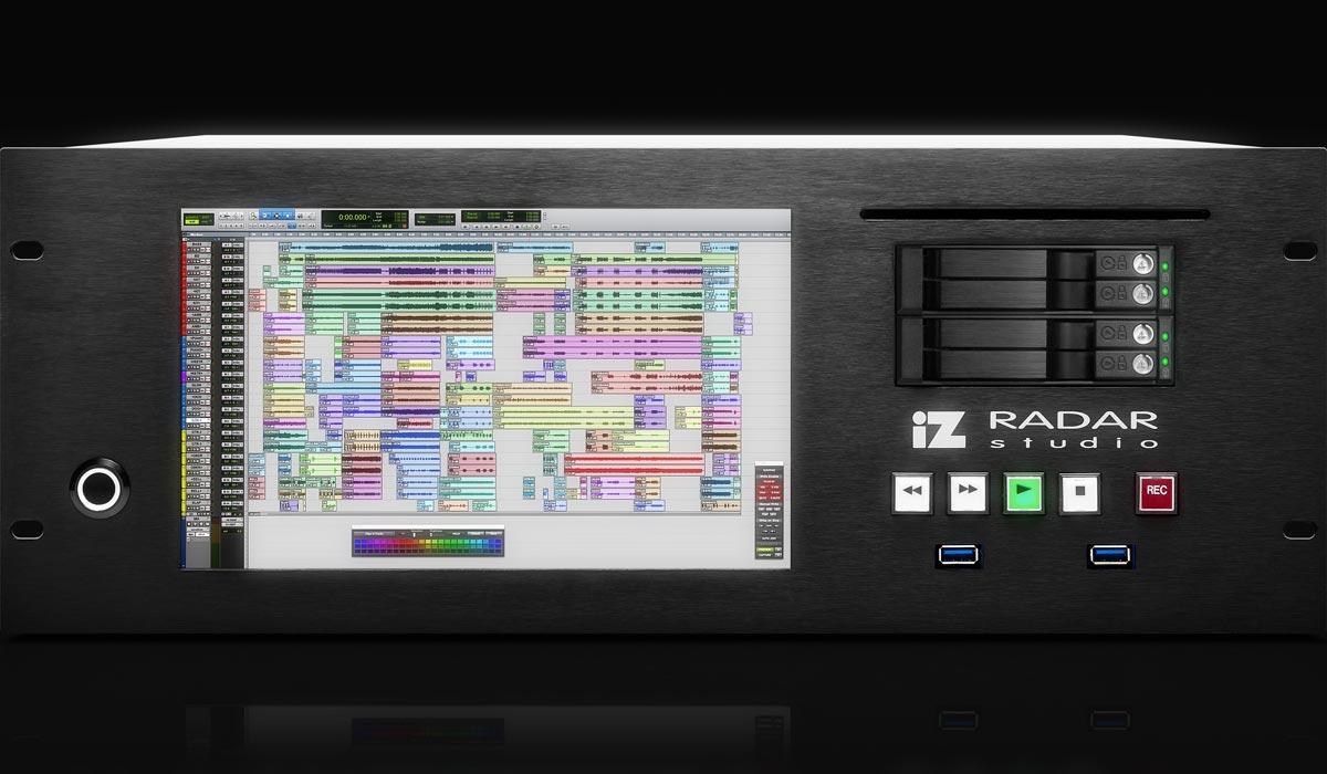 iZ Technology RADAR recording System