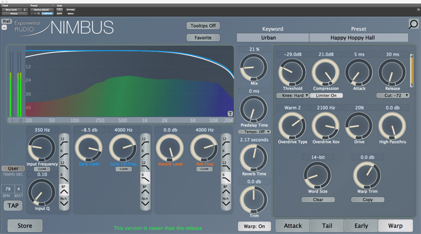 Nimbus From Exponential Audio Is Released - Find Out What We Think