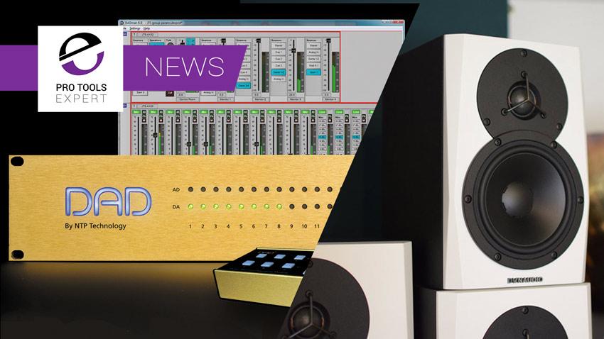DAD And Dynaudio Announce Danish Pro Audio Partnership