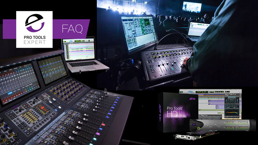 Pro Tools 12.6 FAQs - Ways To Get More Than 32 Channels Of I/O