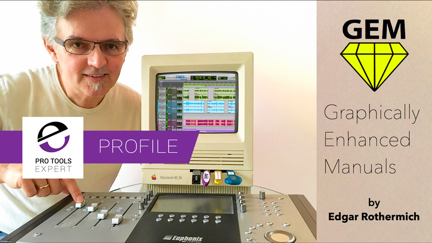 Audio Market Profile - Edgar Rothermich - Graphically Enhanced Manuals