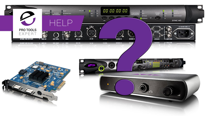 Pro Tools Help - Do I Need A Sync HD I/O To Keep Video Playback In Sync?