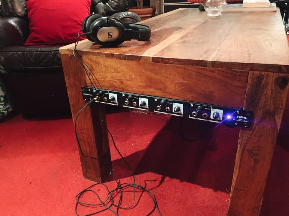 coffee table with headphone amp.jpg