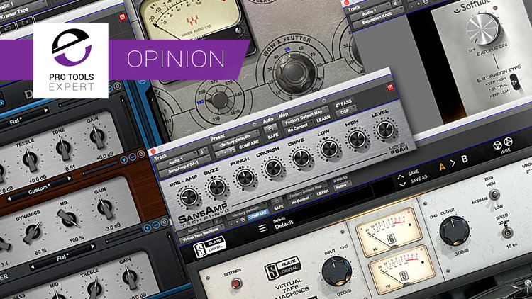 My Top 5 Distortion Plug-ins In Pro Tools | Pro Tools