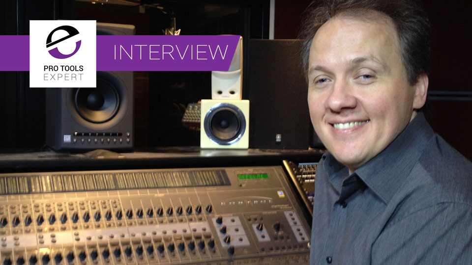 Interview - Blind Pro Tools User Slau Halatyn