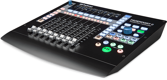 presonus faderport 8 pro tools control surface.png