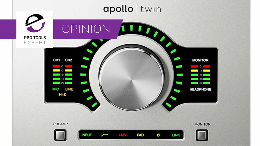 Apollo Twin Banner