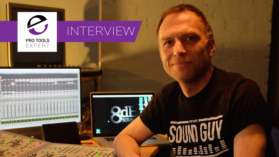 Interview - Pro Tools Expert Team Member Alan Sallabank