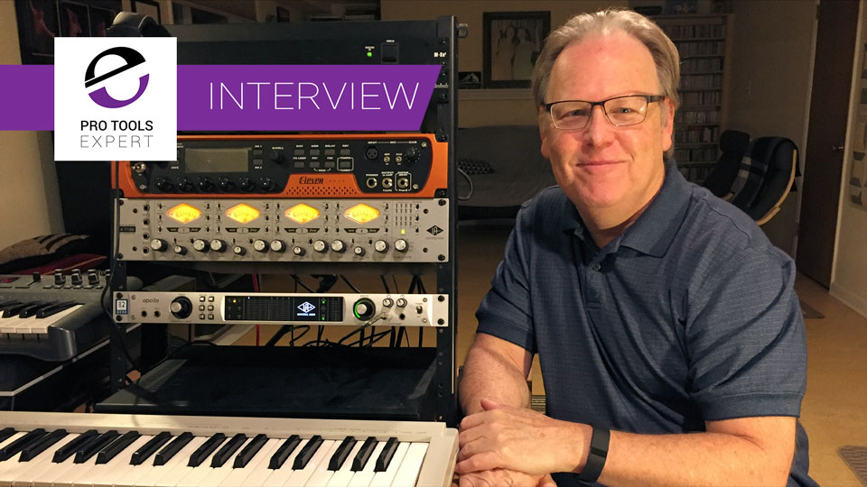 Interview - Pro Tools Expert Team Member Rex Strother