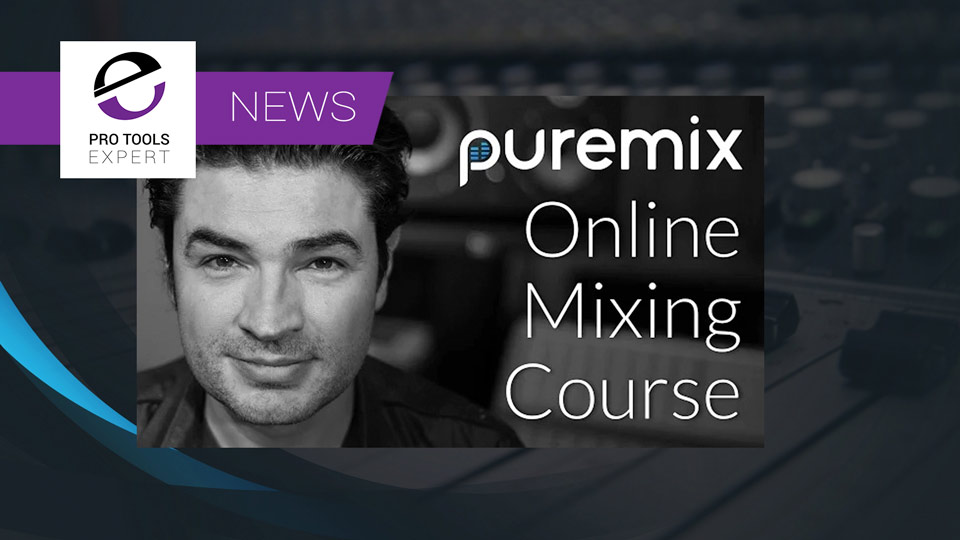 PureMix Announce 2 Week Online Mixing Course Hosted By Fab Dupont
