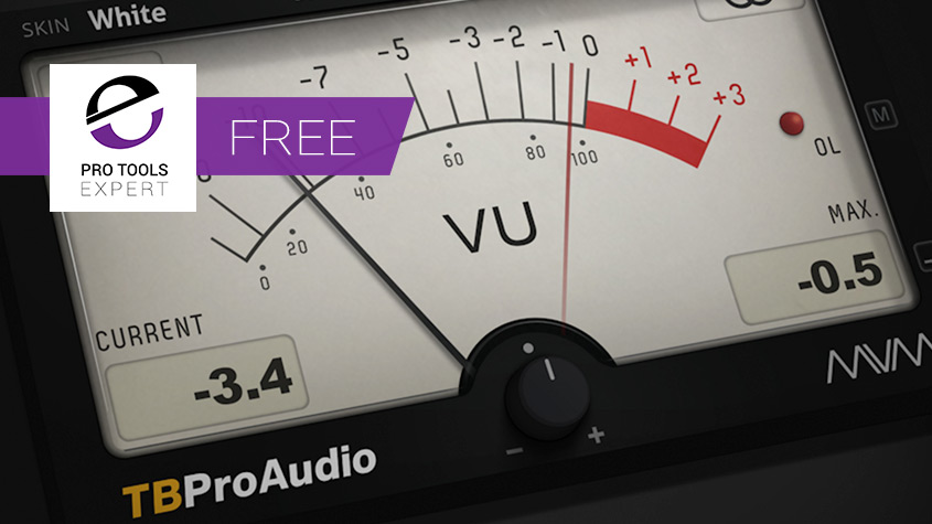 Free Metering Plugin - Includes RMS, EBUR128, VU and PPM