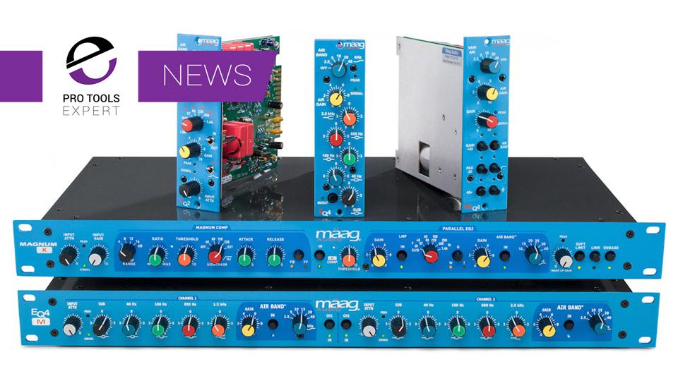 Maag Audio Announce Magnum-K Compressor
