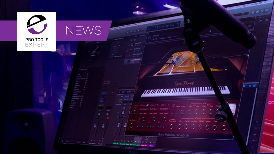 Waves Showing New Grand Rhapsody Piano VI Plugin At NAMM 2017