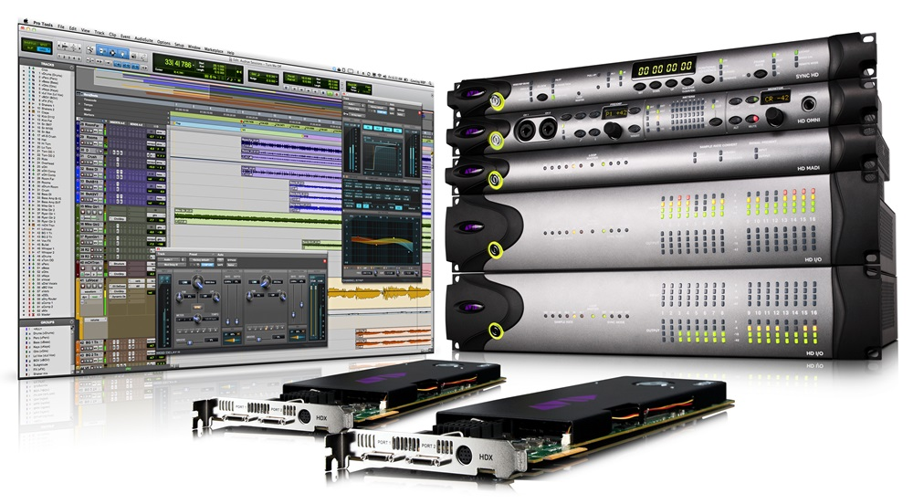 My Pro Tools 10 HD2 To HDX Upgrade Story - Part 1