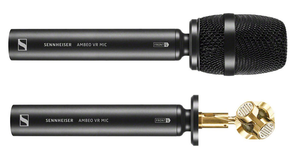 Sennheiser Ambeo Ambisonics Microphone