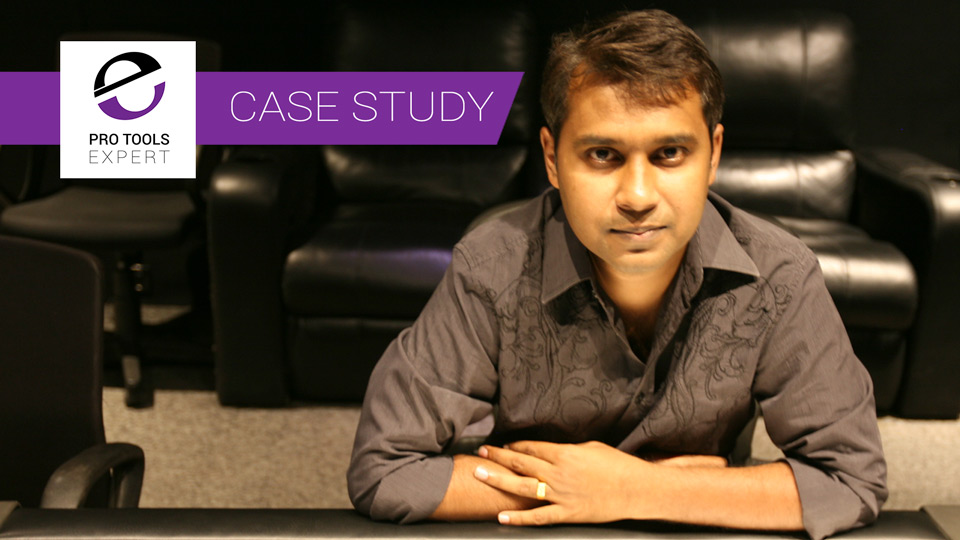 Bollywood Sound Engineer Sreejesh Nair Chooses Nugen Audio Halo Upmix