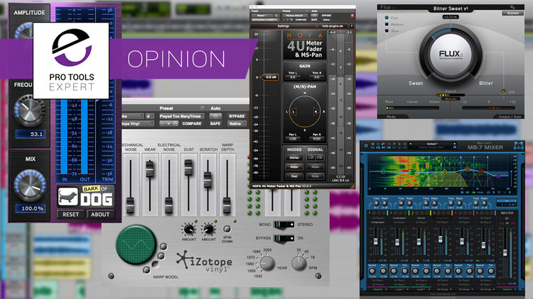 5 Free AAX Plug-ins For Pro Tools 12 Worth Checking Out | Pro Tools