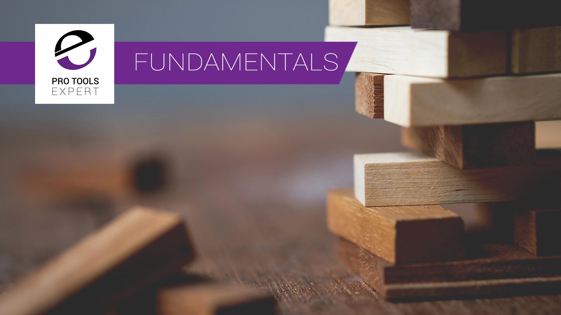 Pro Tools Fundamentals - Understanding Busses