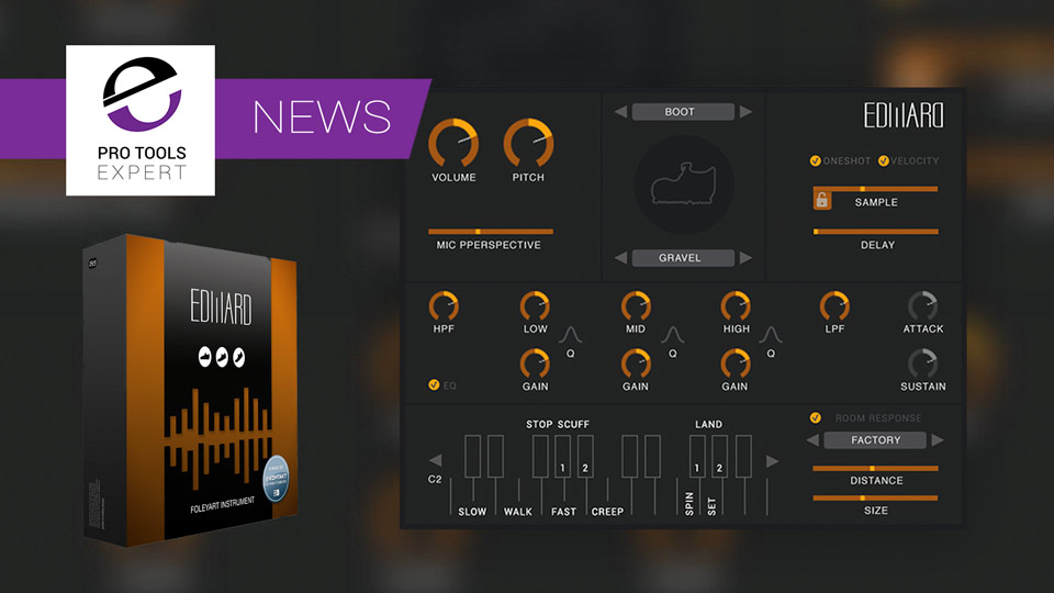 Tovusound Announce Edward Now Kontakt Player Compatible And Reduce The Price