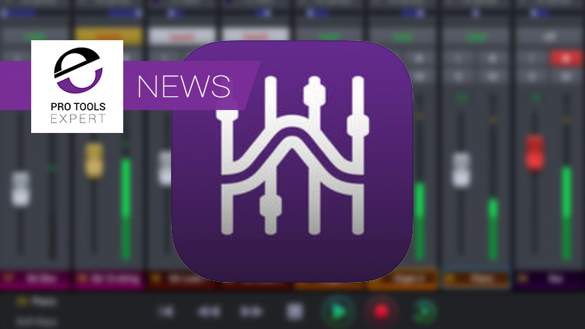 Pro Tools Control App Version 3.6.0