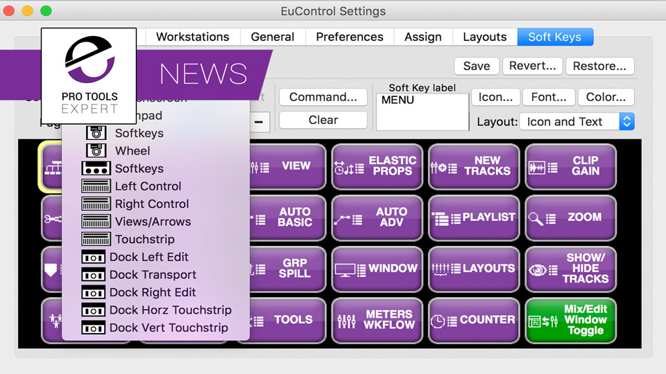 Avid Release Eucon 3.6 - What's New?