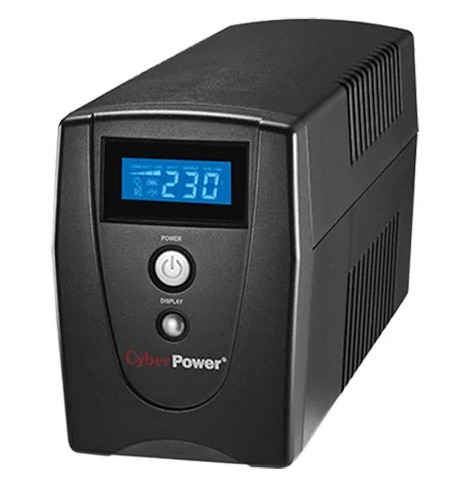 CyberPower VALUE1000EILCD Value LCD Tower UPS 540W 1000VA