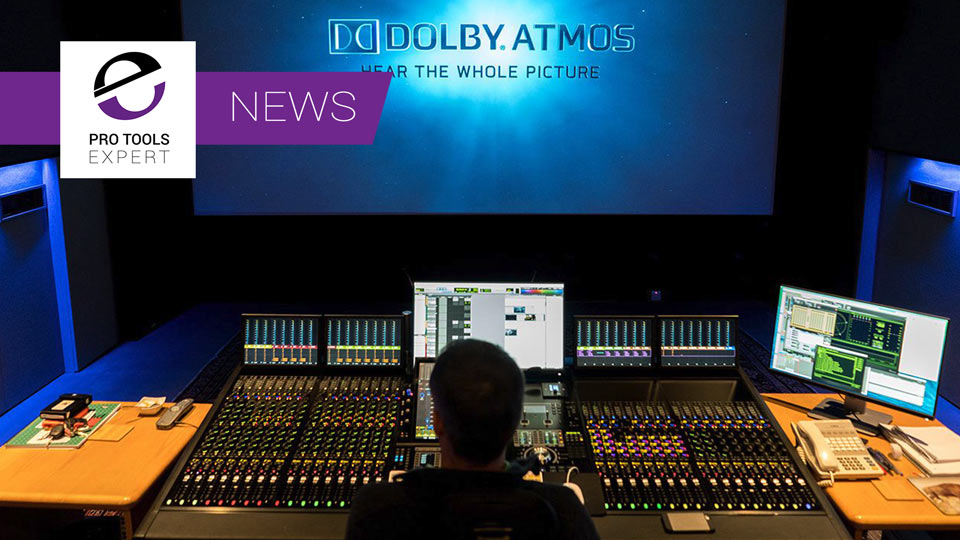 Avid Announce Dolby Atmos Integration With Pro Tools HD