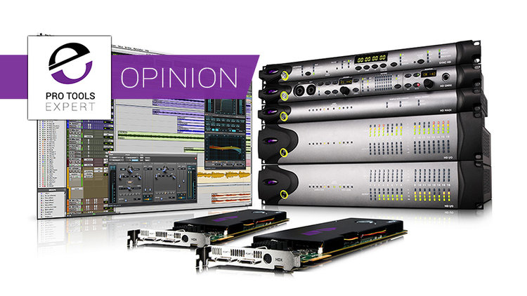 Pro Tools HD - The Turbo or the Anchor for the Avid Development Team