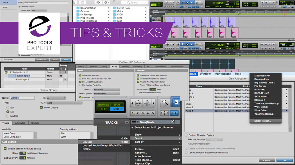 20 Essential Tips & Tricks For Pro Tools You Should Know