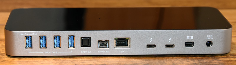 Review - OWC Thunderbolt 3 Dock | Reviews