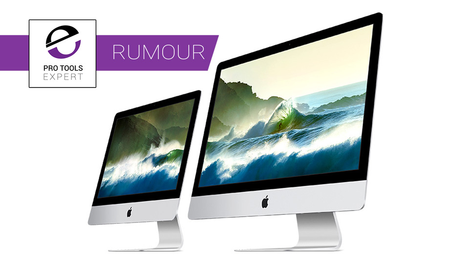 iMac Pro Rumoured To be Coming At The End Of 2017