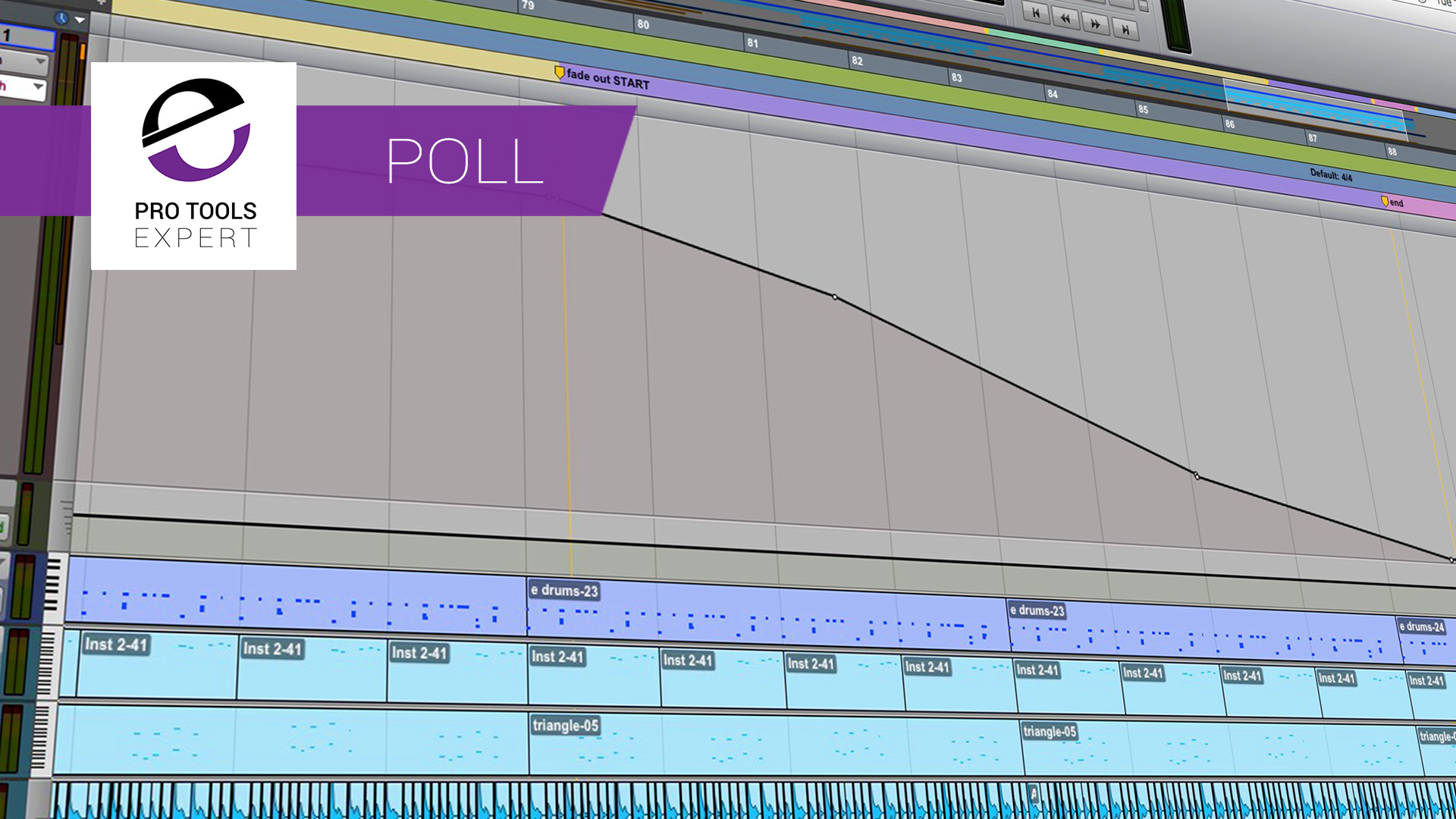 is the fade out dead in music production